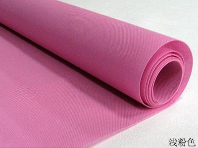 Light pink PP non-woven fabric