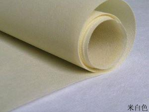 Off-white polypropylene non-woven fabric